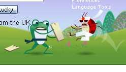Google�s kung-fu ladybird